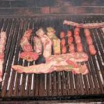 Chimichurri para carnes asadas
