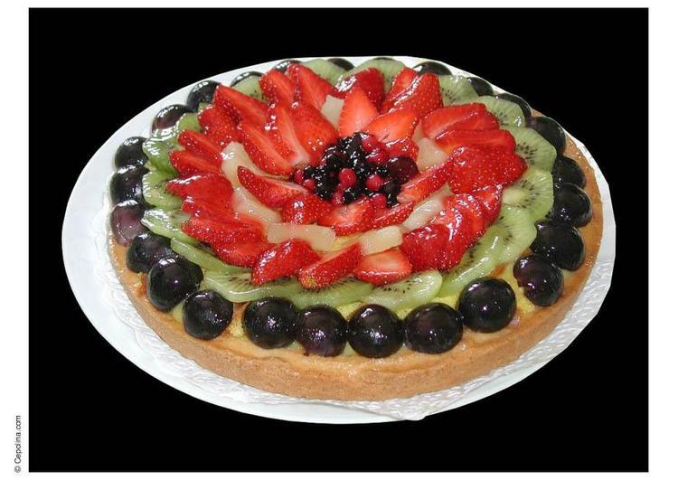 Juego tarta de frutas facil | La cocina de Bender