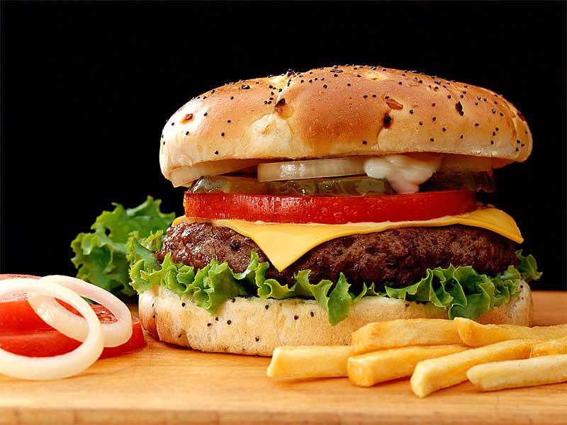 Juego de memoria con Hamburguesas | La cocina de Bender