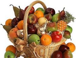 Adelgaza cenar frutas