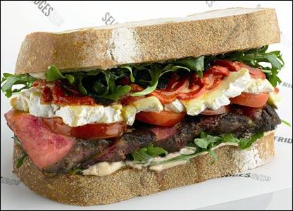 Juego, Sandwich Shop