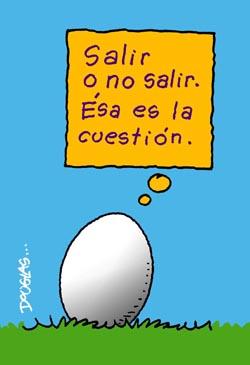 El huevo chulo