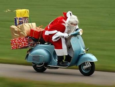 Juego con Papá Noel, Santa Claus