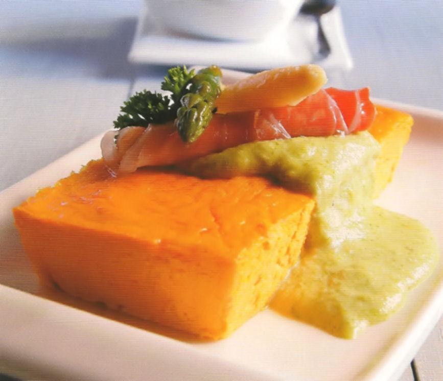 flan-zanahoria-esparragos