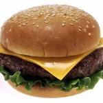 Juego para hacer hamburguesa con queso