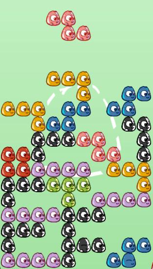juego gominolas 1