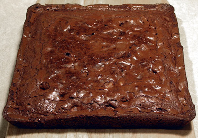 Brownie chocolate