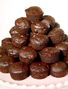 Brownie madalenas 2