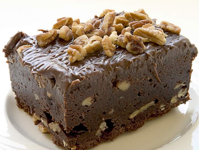 Brownie de Chocolate receta