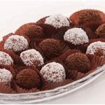 Trufas de chocolate (receta en vídeo)