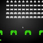 Juego con los Invasores del Espacio