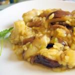 Vídeo receta de risotto con setas