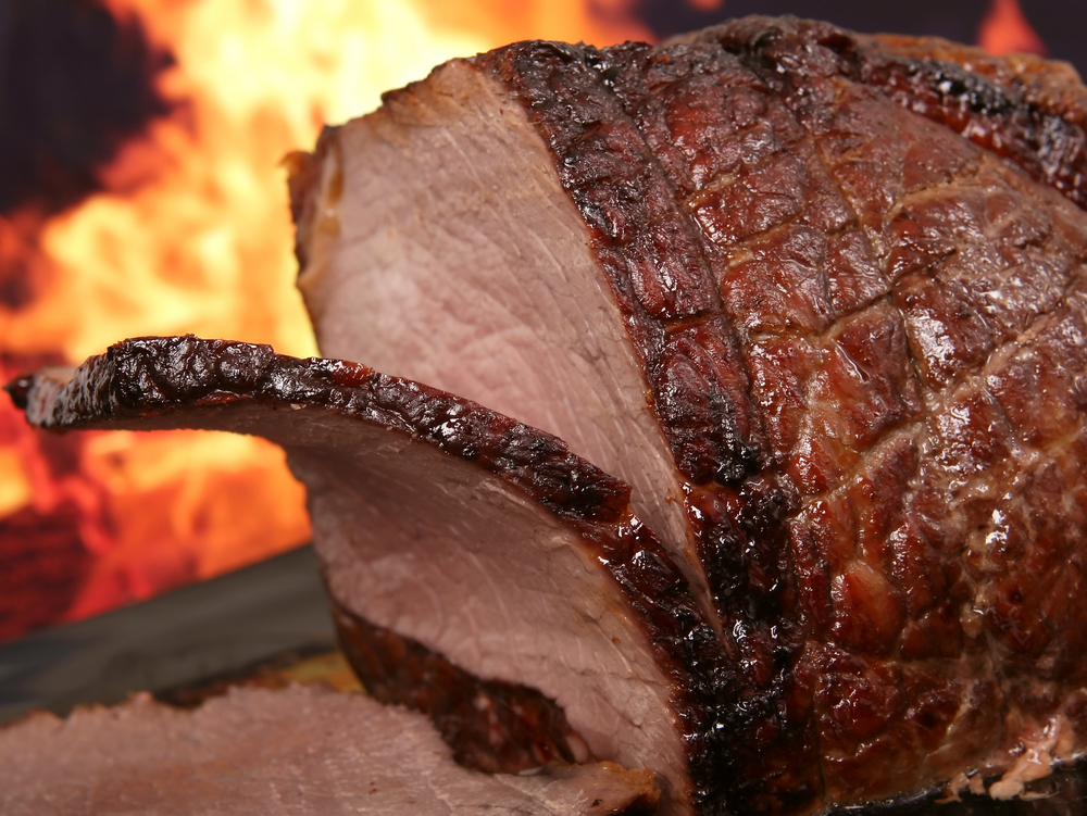 Roast beef a la Inglesa