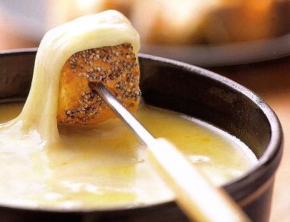 Juego: cocinera de Fondue de queso