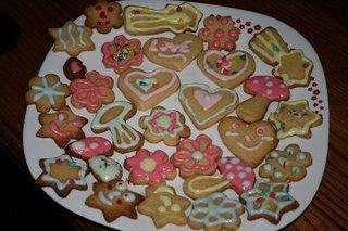 Receta en vídeo de galletas divertidas de Navidad y fiestas