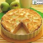 Pudding  fácil de manzana