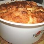 Tortilla souflé facil