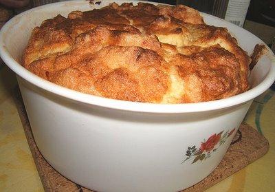 Tortilla souflé