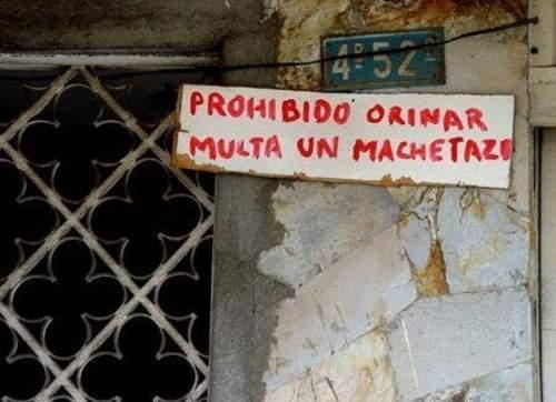Anuncios carteles risa