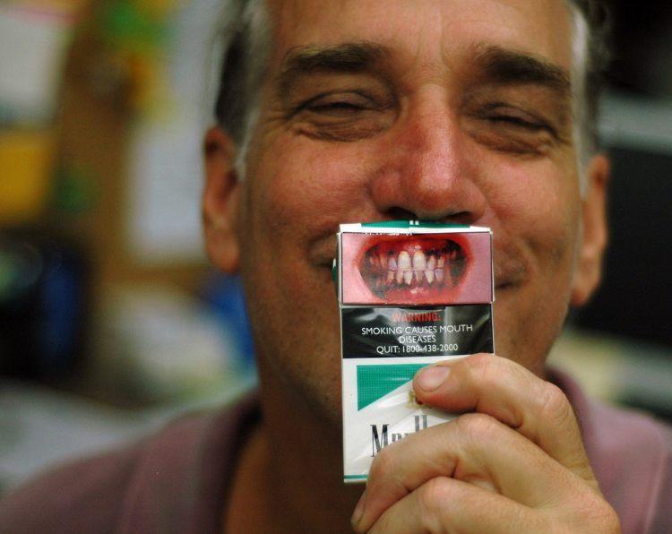 El tabaco de los Horrores