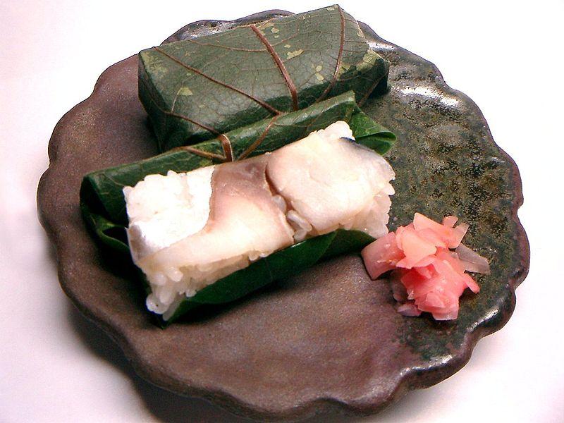 Sushi Kakinohazushi