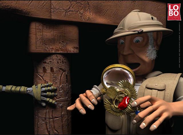 Juego del explorador Bob