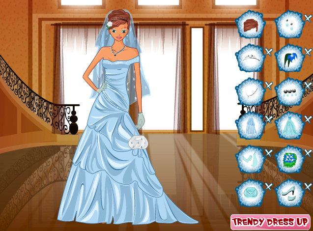 Juego vestidos novias