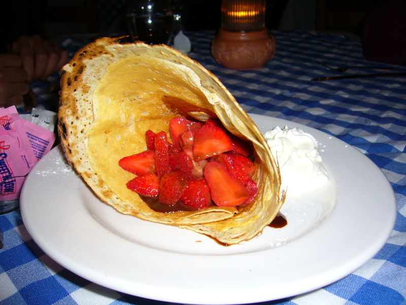 Crep o Crepes dulces videos