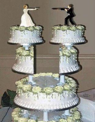 Pasteles de bodas exoticos