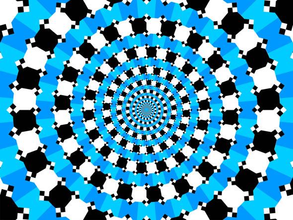 ilusion imposibre optica