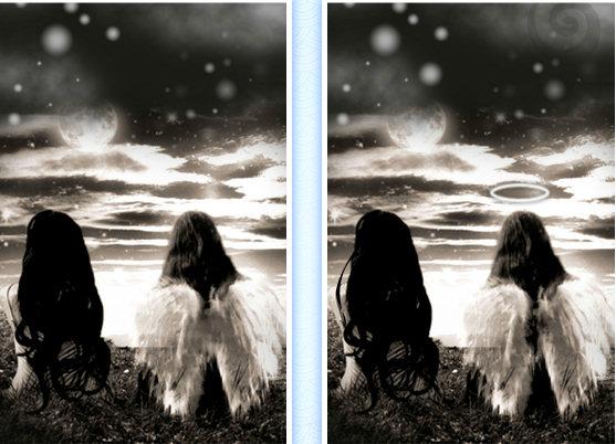 juego diferencias anjeles