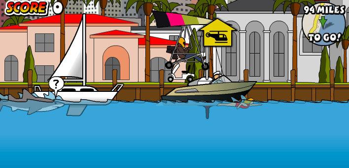 juego tiburon gloton
