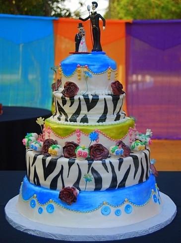 tartas pasteles boda