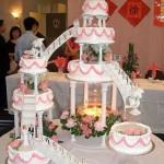 Fotos de pasteles o tartas de boda