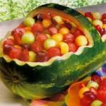Juego de cocinar perfectas frutas