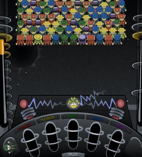 juego tetris invasor