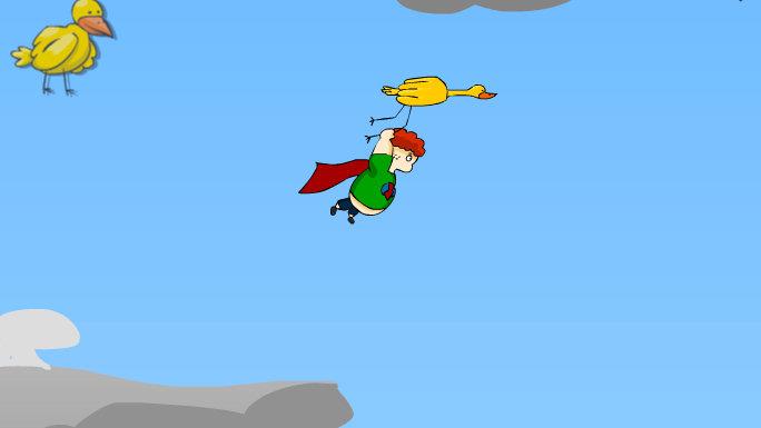 juego chico superman