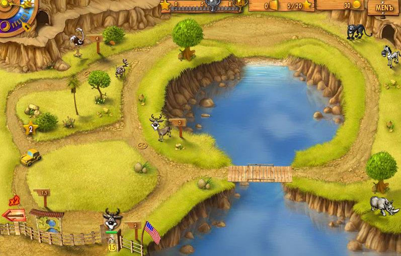 juego guia safari