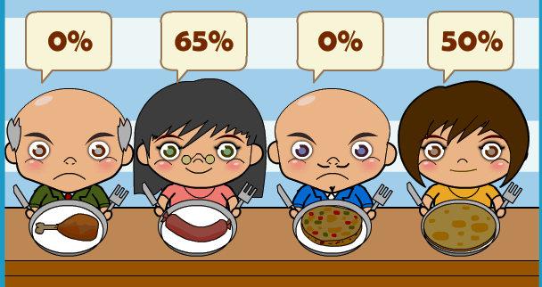 juego restaurante japones