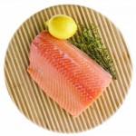 Sabor a salmón