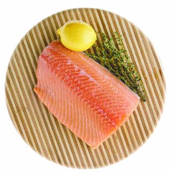 salmon sabor limon eneldo