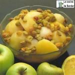 Compota de frutas