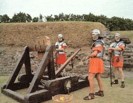 juego catapultar guerreros