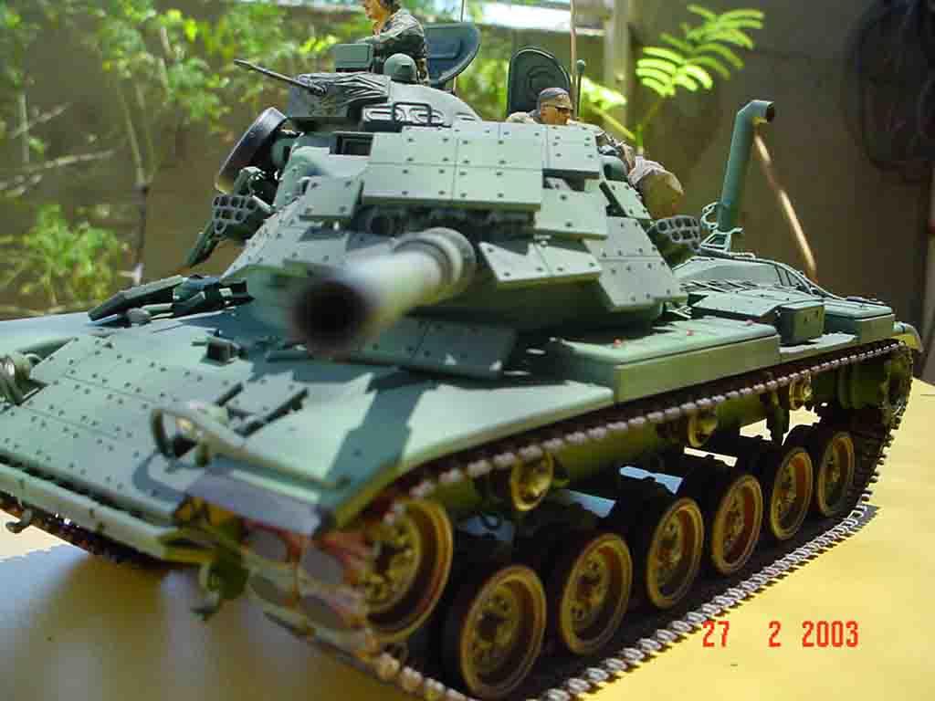 juego tanque
