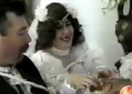novia sin dientes