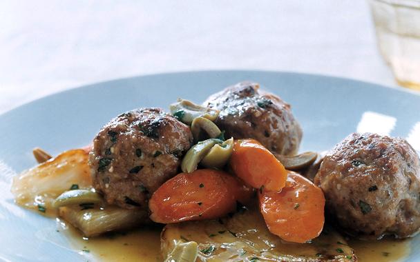 paella-albondigas-verduras