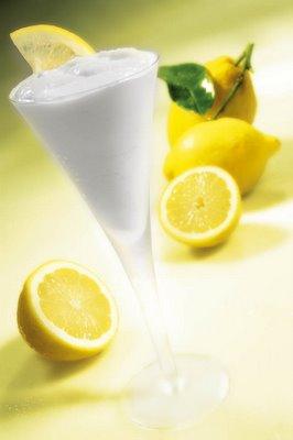 sorbete limon dessert recipe sorbet lemon