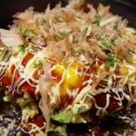 Okonomiyaki japonés