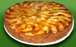 tarta manzana apple pie