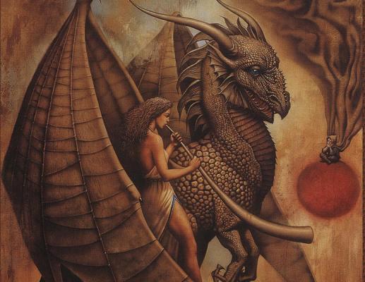 Te gustan los dragones?, aqui unos wallpapers